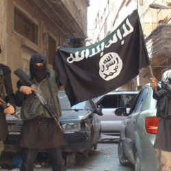 islamic-state-militants-black-flag-syria